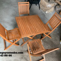 Bàn ghế gỗ phòng khách đẹp