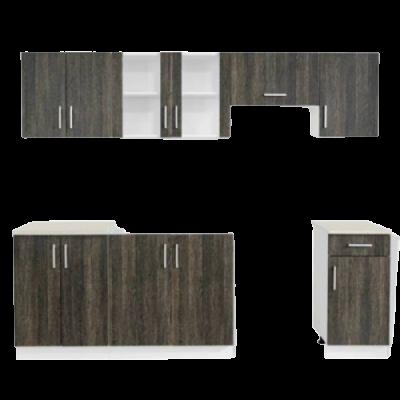 Tủ bếp gỗ sang trọng và hiện đại