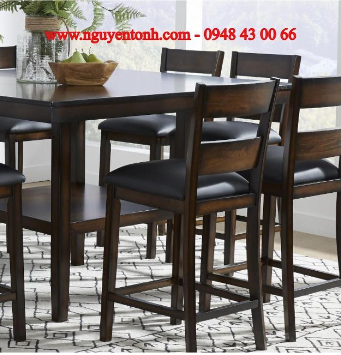 , bàn ghế ăn gỗ giá rẻ
