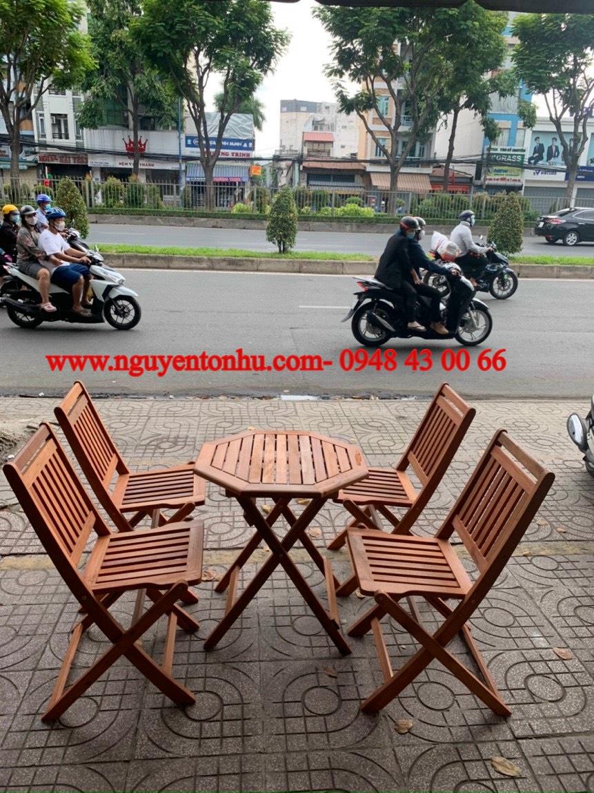 bàn ghế gỗ tp hcm