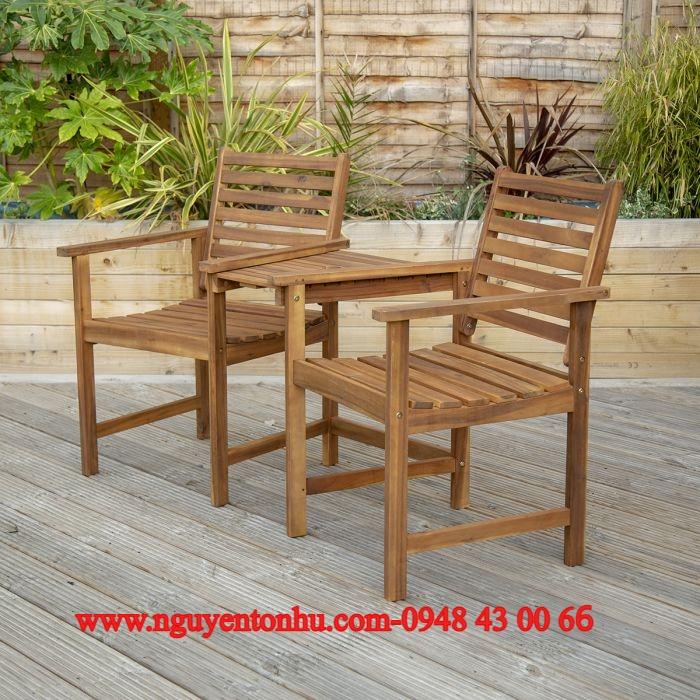 công ty cung cấp bàn ghế gỗ phòng ăn