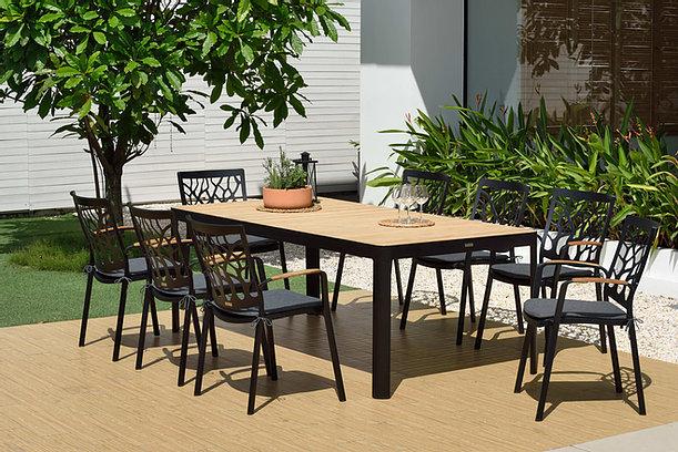 cung cấp bàn ghế nhôm giá rẻ nhất hcm